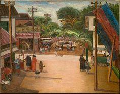 陳澄波文化基金會 傳承一世紀的美學信仰 http://www.kairos.com.tw/2933