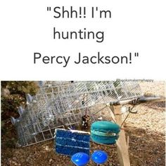Hunting for Percy