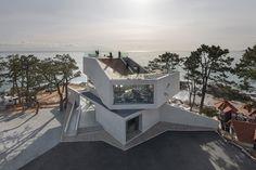 Gijang Waveon - Architettura - Domus