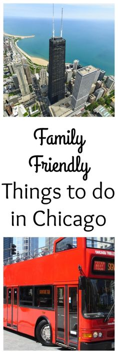 Do you live in Chicago? Traveling there with the family? Here are some family friendly things to do in Chicago that won't cost a fortune.