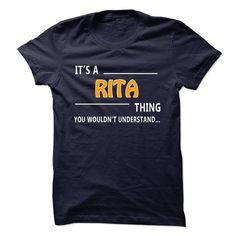Rita thing understand ST421 - #logo tee #tee women. ADD TO CART => https://www.sunfrog.com/Funny/Rita-thing-understand-ST421.html?68278