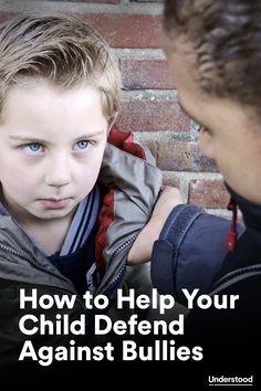 It's normal to want to protect your child against bullying, no matter his age. Here are a few tips on what you can do.