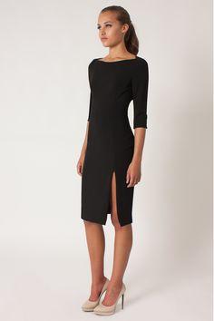 Black Halo - Marissa Sheath - Pencil Sheath - Dresses