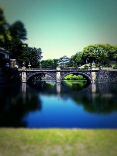 皇居 The Imperial Palace / Tokyo, Japan