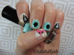 Grumpy Cat Nails :) | Cute Things And Nails :)
