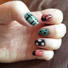November Blackbox Nails by @Kendra Korrison
