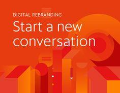 """다음 @Behance 프로젝트 확인: """"Cablevisión Fibertel Digital Rebranding"""" https://www.behance.net/gallery/45326059/Cablevision-Fibertel-Digital-Rebranding"""