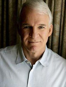 """He's the jack of many trades.. the latest being writing! Tomorrow on GMA, Steve Martin tells us about his book of tweets. It's called """"The Ten, Make that Nine Habits of Very Organized People. Make that Ten"""""""