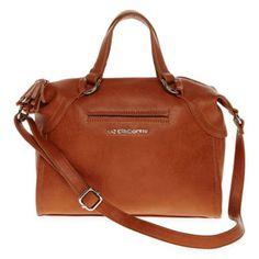 RepliKate of Prada tan bowler bag