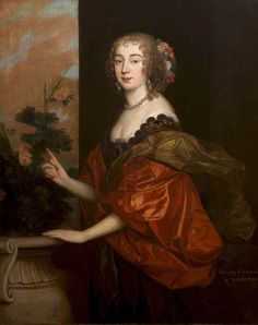 Lady Dorothy Sidney by Anthony van Dyck (after)   Carmarthenshire Museums Service Collection Date painted: c.1650