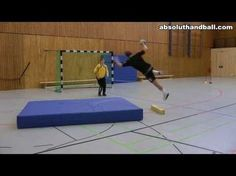 Passtraining in der 3er Gruppe - YouTube