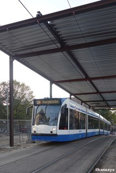 Tram 12 - Amsterdam NL