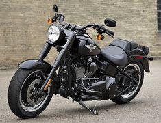 Harley-Davidson 1800 SOFTAIL FAT BOY S FLSTFBS #harleydavidsonfatboy2016