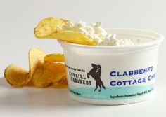 Horseradish-Cottage Cheese Dip