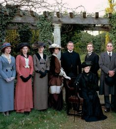 Famous Fans of 'Downton Abbey': Downton Abbey is a British phenomenon of a TV show, sweeping across the U.S. with every knowing glance and w...