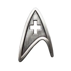 """Star Trek: The Movie - Starfleet Division Badge - Medical 
