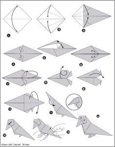 diagramme d 39 origami de boomerang enfants origami. Black Bedroom Furniture Sets. Home Design Ideas