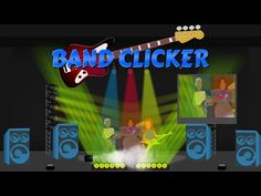 Band Clicker Rock The Stadium. The story of the three-man rock band with a guitar, bass and drum from garage to a stadium lights. Band clicker is unique idle game for people who love clicker games.