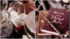 DIY Potion / Dark Arts Book | Thank you for eating.