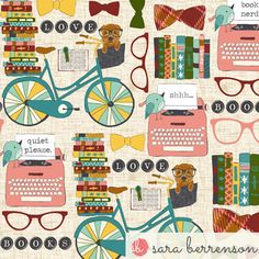 print & pattern: DESIGNER - sara berrenson