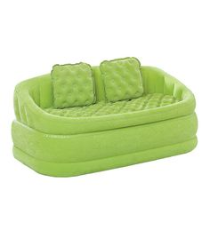Plush Inflatable Cafe Love Seat