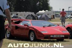 Lamborghini Countach Quatrovalvole