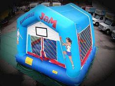 Bounce Basketball Jam Rental info@taylorrentalpartyplusct.com
