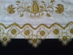 Create, Crochet, Lace, Couture, Straight Stitch, Crocheted Lace, Needlepoint, Dots, Bed Sheets
