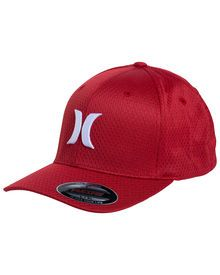 Red One & Only Hurley hat for Valentine's Day at hurley.com