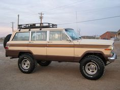 My Old Jeep Wagoneer