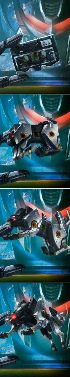 Transformers - Legends - Decepticon Ravage by on deviantART Transformers Decepticons, Transformers Prime, Transformers Robots, Optimus Prime, Gi Joe, Transformers Generation 1, Artwork Images, Pokemon, Sound Waves