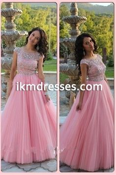 http://www.ikmdresses.com/Hot-Selling-2016-Prom-Dresses-Scoop-Cap-Sleeveless-Floor-Length-Tulle-A-line-Beaded-Party-Dresses-Women-Gowns-p92412