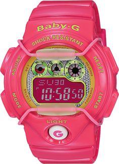 Casio Baby-G BG1005M-4: Shock-resistant watch