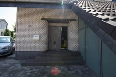 Privatumbau - Hauseingangstür Design, Projects