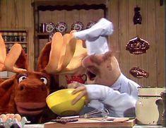 The Swedish Chef tries to make Chocolate Moose