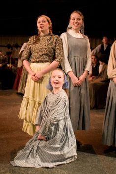 Katie Hall As Chava In Fiddler On The Roof (So Exciting When You Find Out