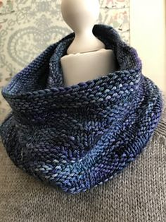Ravelry: Hockley Cowl pattern by Louise Newton