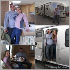 The day we took our Bunkhouse Airstream Home