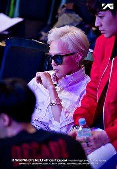 G-Dragon (Kwon Ji Yong ) ♡ #BIGBANG - WIN (Who Is Next)