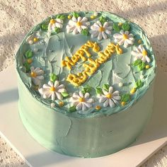 19th Birthday Cakes, Pretty Birthday Cakes, Pretty Cakes, Cute Cakes, Beautiful Cakes, Yummy Cakes, Amazing Cakes, Sexy Cakes, Korean Cake