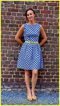 Jace did it - june dress uit LMV