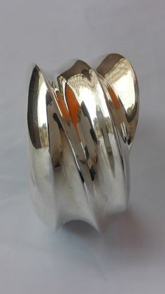 1Pulsera Vintage plata de ley 925 fabricada en 1980 por AbsolutCool