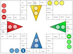 Belferka w sieci: Powtórka z Chińczykiem :-) Math For Kids, Games For Kids, Diy And Crafts, Crafts For Kids, Polish Language, Thing 1, Kids And Parenting, Montessori, Education