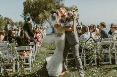 california coast wedding by Katch Silva