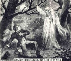ghost woodcuts - Google Search