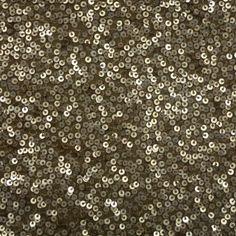 Light Gold Sequin On Georgette Ground #fabric #vintageshop #vintagestyle #vintagefashion #black #silver #sequin #sequins #sparkle #miami #fashion #vintage