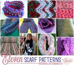 Eleven Scarf Pattern