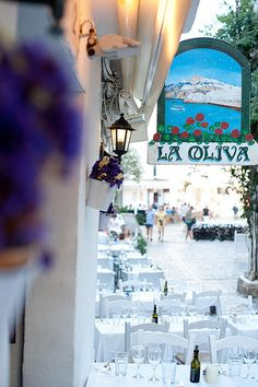 La Olive #Ibiza... Mediterranean magic