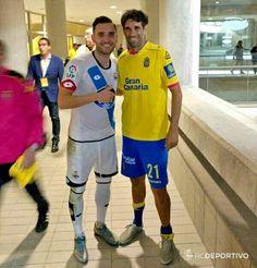 Lucas y Valerón 28 noviembre 2015