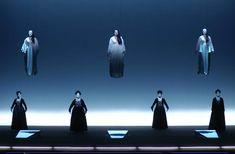 Robert Wilson's Marina Abramovic Opera